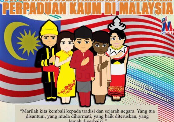 'SUPERPATRIOTISME', JAWAPAN KEPADA USAHA PERPADUAN KAUM DI MALAYSIA