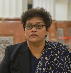 Azalina Dilantik Timbalan Speaker Dewan Rakyat