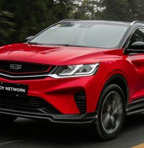 SUV Terbaru Proton, Proton X50 Akan Dilancar 27 Oktober Ini