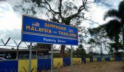 Anggota PGA Maut Ditembak Di Sempadan Malaysia-Thailand