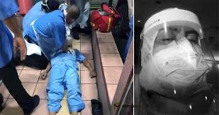 Pemandu Ambulans Maut Lepas Hantar Pesakit Covid-19