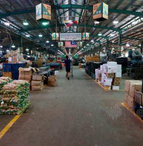 100 CCTV Pantau Pati Berniaga Di Pasar Borong KL