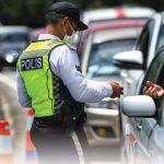 Lapor Polis Jika Jiran Langgar SOP Aidilfitri