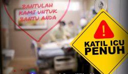 Katil ICU Dah Penuh: Amaran Buat Rakyat Malaysia?