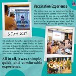 Vaccination Experience